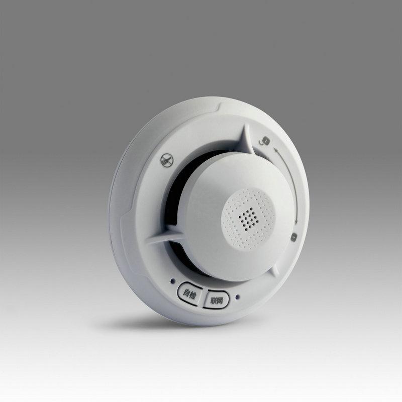 Sistema de puerta de enlace wifi inteligente humo inalámbrico KD-122LA
