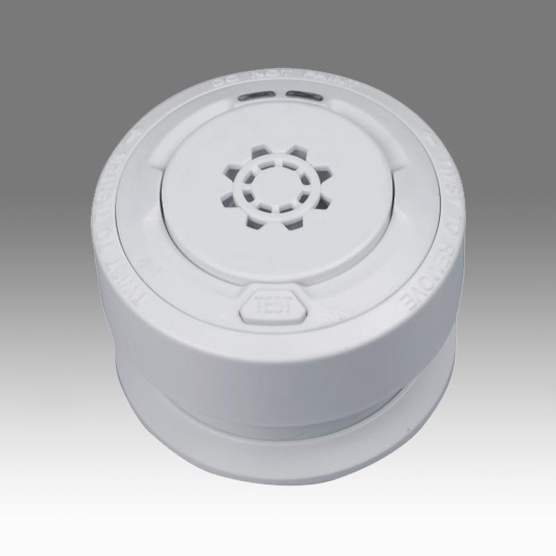 Mini alarma de humo (con batería 10 Y) LM-109E