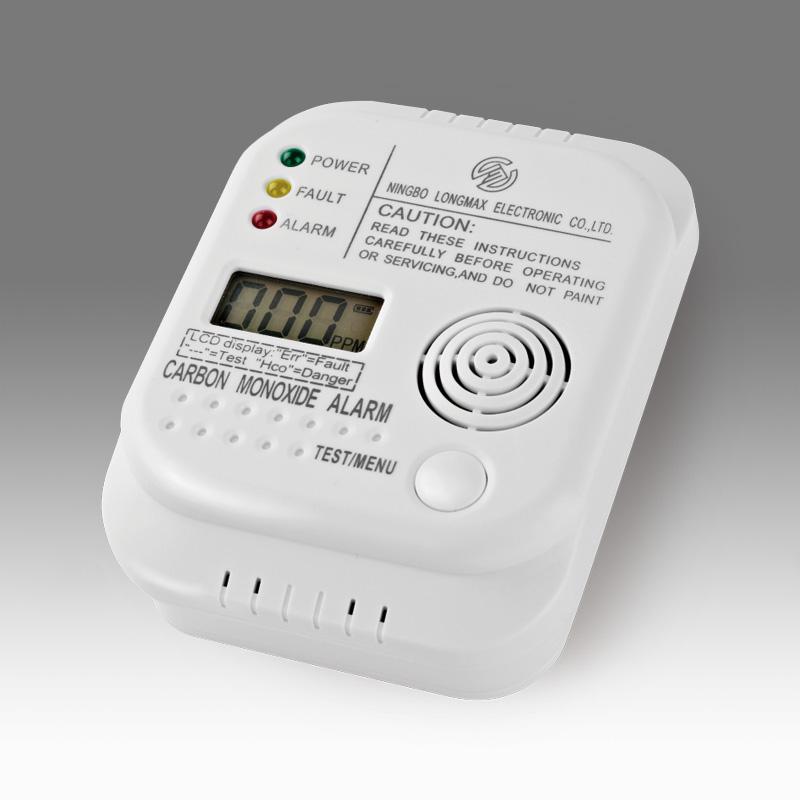 Alarma de monóxido de carbono clásica LM-201A