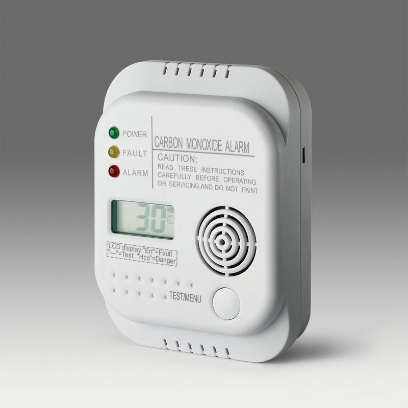 Alarma de monóxido de carbono con batería sellada 10Y LM-201D
