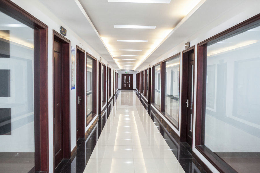 Factory Corridor